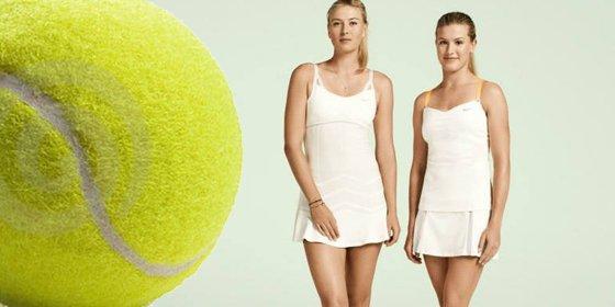 Pone en peligro el reinado de Sharapova como la tenista más sexy