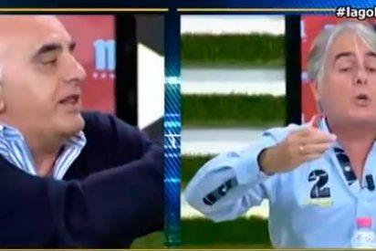 """San Martín acusa a Siro López de """"mentir como un bellaco"""" al hablar de la relación entre Iker y Mourinho"""