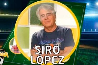 Siro López se estrenará como presentador