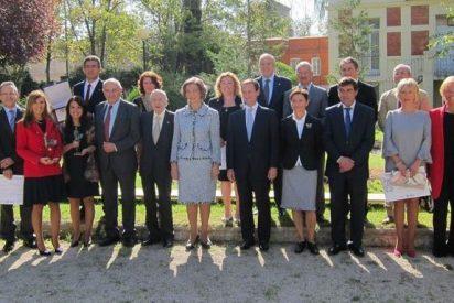 La Reina Sofía entrega los Premios Acción Magistral