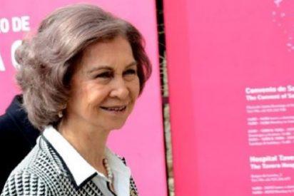 La Reina Sofía visita la muestra 'El Greco: arte y oficio'