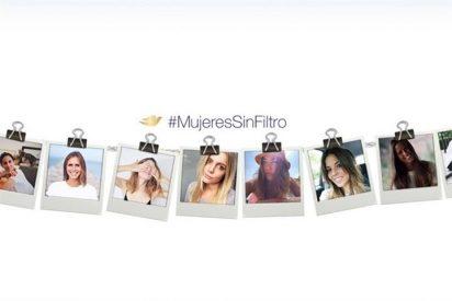 Súmate al movimiento #MujeresSinFiltro por una belleza real