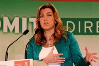 """Díaz asegura que Andalucía """"marcará diferencias con los presupuestos"""""""