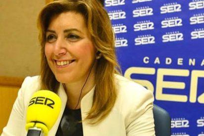 """Susana Díaz: """"En materia de empleo, no hemos tenido en Andalucía la ayuda del Gobierno de España"""""""