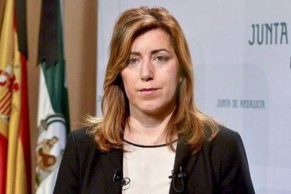 """Susana Díaz denuncia que los andaluces """"no reciben lo que les corresponde"""""""