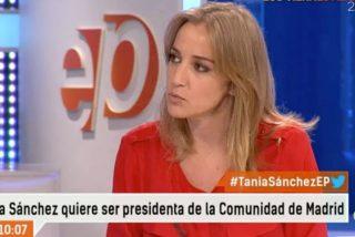 """Tania se pone en 'modo Bárcenas' cuando le preguntan por IU y Caja Madrid: """"Santín nos robó a todos"""""""