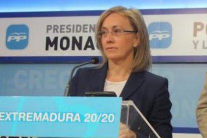 """Teresa Angulo, diputada del PP: """"Las cuentas ratifican el compromiso de Rajoy con Extremadura"""""""