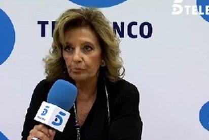 "A María Teresa Campos no le convence Pablo iglesias: ""No puede ir de moderno con ideas fracasadas"""