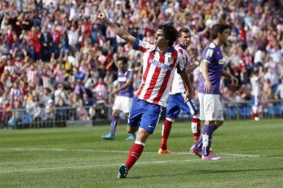 Dos goles a balón parado reconcilian al Atlético de Madrid de Simeone con la victoria