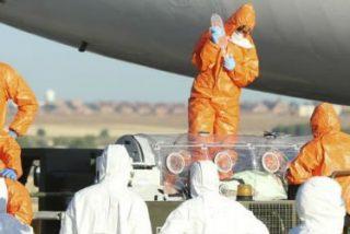 Una enfermera que atendió a Manuel García Viejo, contagiada de ébola