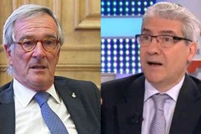"""Casimiro saca pecho en 'Espejo Público' hablando con Trías: """"¡Estoy deseando que se querelle contra nosotros!"""""""