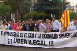 Uber frente al taxi, ¿competencia desleal?