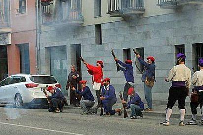 Multa con 25.000 euros a los 'trabucaires' independentistas por disparar ante la casa de un concejal del PP