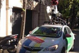"""Un coche de Google Earth intenta """"colarse"""" en el registro del domicilio de Oleguer Pujol"""