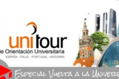 40 universidades y centros acudirán a UNITOUR Bilbao, que orienta en la elección de la universidad