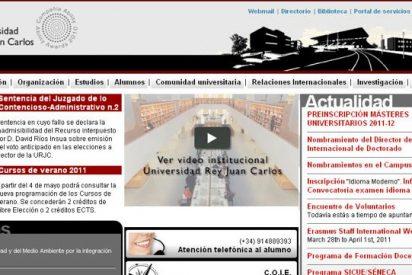 Las universidades públicas españolas, más transparentes en sus webs que las privadas
