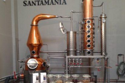 Santamanía destila vodka y ginebra Premium para maniáticos de la perfección y el placer