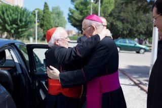 """Cañizares: """"Vengo a servir"""" a la diócesis de Valencia que """"tomará ella posesión de mí"""""""