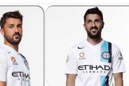 Así ha sido el primer gol de Villa con el Melbourne City