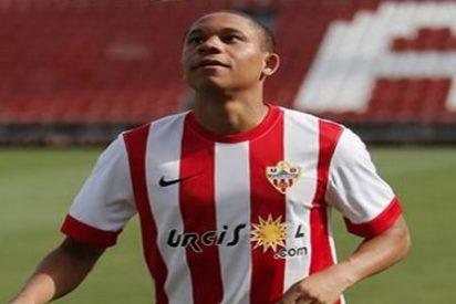 El Arsenal quiere llevárselo del Almería