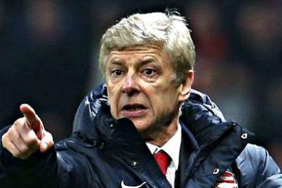 Así explica Wenger su empujón a Mourinho encarándose con los periodistas