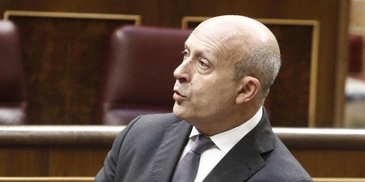El ministro José Ignacio Wert defiende el trilingüismo en Baleares