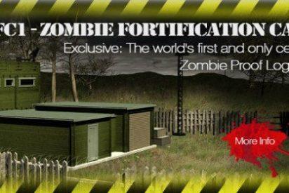 Ya puedes tener tu propio y chulo refugio 'anti-zombi' a un precio de muerte