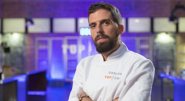 """Las incoherencias del polémico Carlos de 'Top Chef': Primero tilda de """"basura"""" el programa para luego recular sin mucho sentido"""