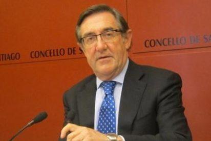 Ángel Currás abandona el ayuntamiento de Santiago de Compostela