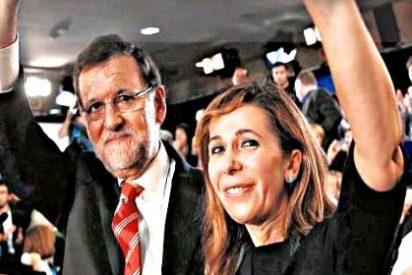 Mariano Rajoy, uno más en Cataluña