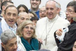 """Francisco aboga por """"erradicar las desigualdades, la injusticia y la opresión"""" contra los migrantes"""