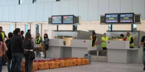 Lavacolla supera por primera vez los 400.000 pasajeros internacionales