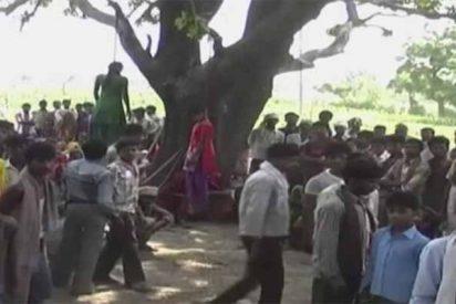 'Presión familiar': Las dos niñas se ahorcaron del árbol tras ser violadas