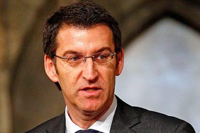 Feijóo da una lección de 'seny' de obligada lectura para Rajoy y Mas