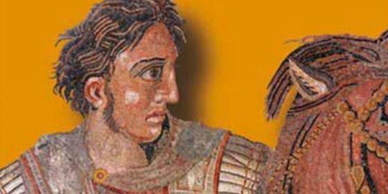 Hallan restos óseos donde se dice que está enterrado Alejandro Magno