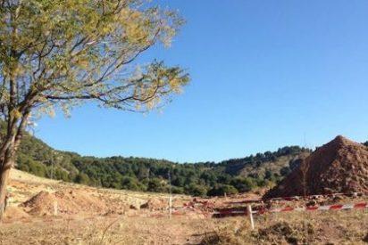 Arrancan los trabajos previos a la búsqueda de los restos de Lorca