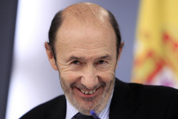 Mariano Rajoy añora al veterano Rubalcaba