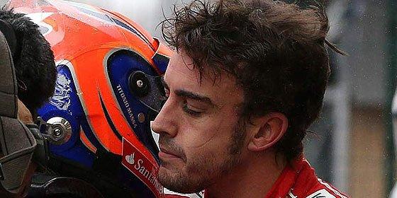 McLaren bloquea el fichaje de Fernando Alonso