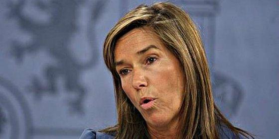 La exministra Ana Mato seguirá como diputada 'rasa' en el Congreso