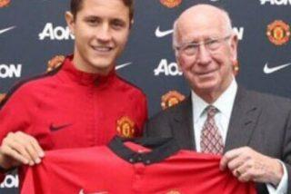 Ofrece a uno de sus jugadores y 7 millones por Ander Herrera