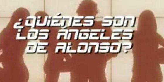 Alonso Caparrós se rodeará de tres espectaculares mujeres en el nuevo Punto Pelota