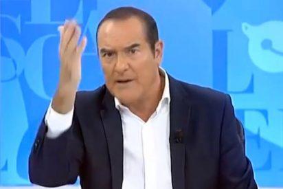 """Antonio Jiménez da un puñetazo en la mesa ante la parsimonia de Torres-Dulce tras el 9N: """"¡Tenía que haber actuado de oficio, hombre!"""""""