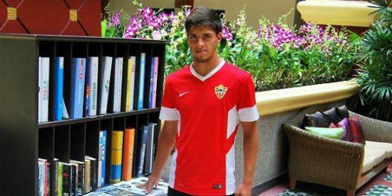 La Juventus quiere llevárselo del Almería