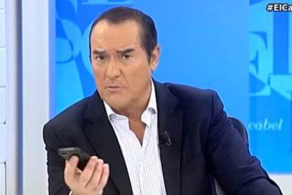 """Antonio Jiménez reta al Pequeño Nicolás a que dé la cara: """"No te podemos pagar, pero sí dar un micrófono"""""""