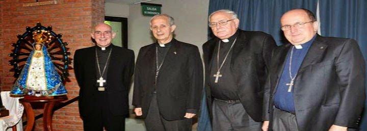 Arancedo fue reelegido y seguirá al frente de la Iglesia argentina