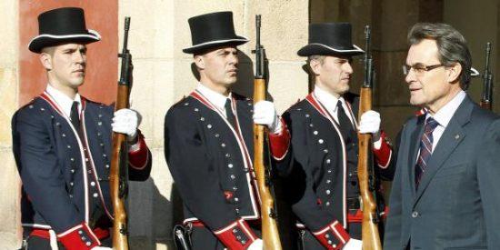 """Los Mossos solo impedirán el 9-N si lo exige la Fiscalía: Espalader advierte que """"no están al servicio de Interior"""""""