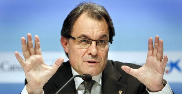 """Los fiscales catalanes reprochan a Artur Mas su """"absoluta falta de lealtad"""""""