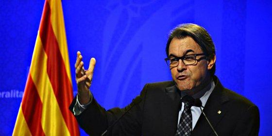 La fiscalía se querellará contra Artur Mas, la vicepresidenta Ortega y dos de sus consejeros