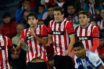 El Athletic vuelve a caer ante el Oporto y queda eliminado de la Champions (0-1)
