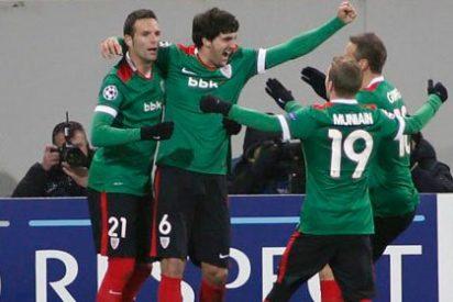 El Athetic por fin despierta en Champions y logra su primera victoria ante el Shakhtar (0-1)